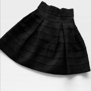 H&M I Black skater skirt